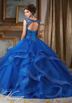 Mori Lee Quinceanera Dress Style 89117 - ABC Fashion