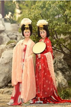 Tang Dynasty Beauty Research Rare Clothing, Historical Clothing, Shanghai Girls, Dynasty Clothing, Oriental Dress, Chinese Clothing, China Fashion, Women's Fashion, Ancient China