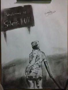 A cidade que vem há tempos fazendo muita gente se borrar de medo kk Silent Hill