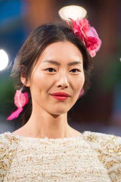 Liu Wen - Chanel Pre-Fall 2017