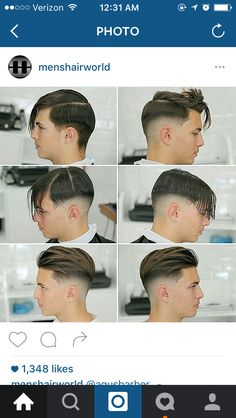 Start making your life easier! Get your own Personal Assistant ? Click the link in my bio👆👆👆Start your free trial for your own Personal Assistant. This post is brought to you by 📲 📲 S/O to THANK YOU FOR PLAYING Barber Haircuts, Haircuts For Men, Undercut Hairstyles, Hairstyles Haircuts, Hair And Beard Styles, Curly Hair Styles, Hair Cutting Techniques, Barbers Cut, Hair Designs