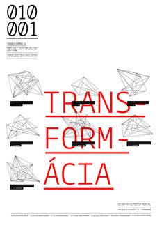 Transform / Generate - Jozef Ondrik – Graphic Design & Typography