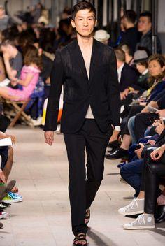 Hermès menswear spring/summer 2015