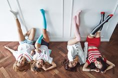 SISTAR is Featured in Ceci Magazine's September Issue | Koogle TV