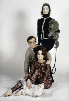 Cineasta doidinho das divas, Woody Allen ganha OSCAR 2012 de Melhor Roteiro…