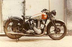 BSA via Vintage Moto