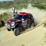 Rally Dakar 2015: Etapa 7 Orlando Terranova gana la séptima etapa en autos