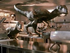 jurassic park large  | Jurassic Park | JURASSIC PARK (1993) WHAT IT'S ABOUT: Thanks to some ...