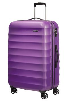 American Tourister Palm Valley Spinner 77cm Royal Purple