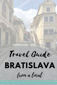 Bratislava Ultimate Guide Weekend Getaway From a local Bratislava is my hometown. It's a beautiful city, capital of Slovakia, which is situated right in the heart of Europe. Geographically :) After…