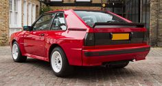 Fire up the Sport Quattro and let's paint the town red | Classic Driver Magazine