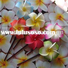 hawaiian flowers in hair traditions - Google Search