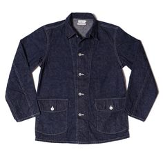HELLER'S CAFE DENIM JACKET
