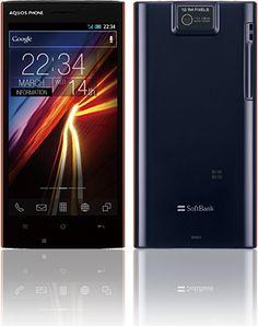 Aquos Phone  Softbank 104SH