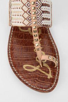 UrbanOutfitters Sam Edelman Gibson Stud Sandal