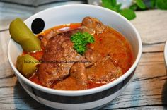 Polish Recipes, Polish Food, Thai Red Curry, Food And Drink, Beef, Snacks, Cooking, Ethnic Recipes, Food Ideas
