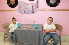 "Week 11: Carrollton Schools (Margie Sweden) ""Two Guys at the Sock Hop""  Carrollton, TX"
