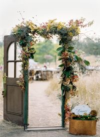 Secret Garden Wedding Decorations