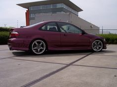 My very first new car, 1994 Honda Civic, and yes it was PURPLE!!!