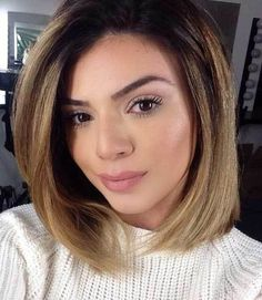 24 Ombre Hair Color Styles for Short Hair