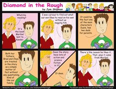 Diamond in the Rough by Jym Shipman Episode 532