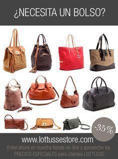 ¿Necesitas un bolso?