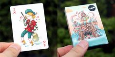 15 brilliantly imaginative custom playing cards