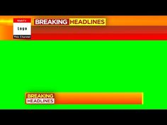 Are you looking for beautiful breaking news and headlines free png images, adobe premiere templates and green screen videos. We have 100 plus free templates Green Screen Background Images, Green Screen Video Backgrounds, New Backgrounds, Green Screen App, Free Green Screen, Youtube Editing, Virtual Studio, Lower Thirds, Digital Literacy