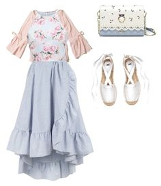 Untitled #19 by abbybw2002 on Polyvore featuring polyvore, fashion, style, Hollister Co., Maje and clothing