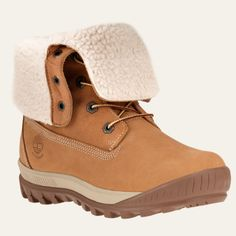 Timberland | Women's Woodhaven Fleece-Lined Waterproof Boots