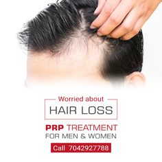 PRP hair loss treatment is a non-invasive hair loss treatment in which PRP (Platelet Rich Plasma ) is injected into the scalp of the patient then the growth factors automatically processed and natural hair growth takes place. Natural Hair Growth, Natural Hair Styles, Platelet Rich Plasma Therapy, Prp Hair, Growth Factor, Hair Loss Treatment, About Hair, Factors, Clinic