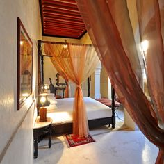 Hotel review of the #AngsanaSiSaid. A traditional #hotel in the historic part of #Marrakech http://www.jally.de/o9nx2