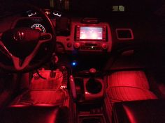 Car Interior LED Accent Lighting | Super Bright LEDs