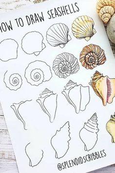 by Step Bullet Journal Doodle Tutorials - Doodle for Letter -. - Step by Step Bullet Journal Doodle Tutorials – Doodle to Letter – {hashtag} – -Step by Step Bullet Journal Doodle Tutorials - Doodle for Letter -. - Step by Step Bullet Journal Doo. Bullet Journal Art, Bullet Journal Ideas Pages, Bullet Journal Inspiration, Journal Prompts, Bullet Journals, Daily Journal, Nature Journal, Doodle Drawings, Easy Drawings