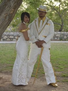 Collection Gold And White Tux Pictures - Klarosa