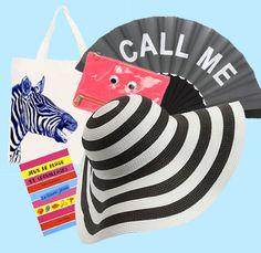 30 accessoires hot pour la plage !  http://www.glamourparis.com/mode/shopping-tendance/diaporama/30-accessoires-hot-pour-la-plage/8623