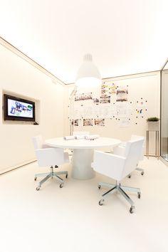 Het Atelier, waar vaak de meest creatieve ideeën ontstaan.