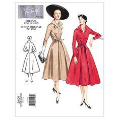 Misses' Dress-6-8-10 PatternMisses' Dress-6-8-10 Pattern,