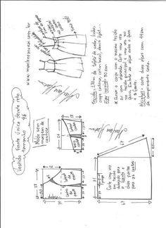 Выкройка летнего платья на бретелях размеры евро от 36 до 56 (Шитье и крой) | Журнал Вдохновение Рукодельницы