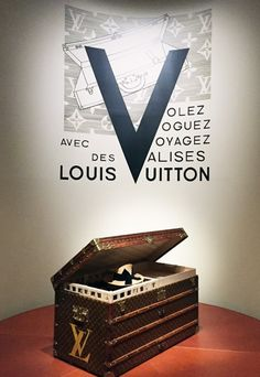 237315da8bc5 Traveling Through Time  Volez, Voguez, Voyagez. Noble   Thane · Louis  Vuitton