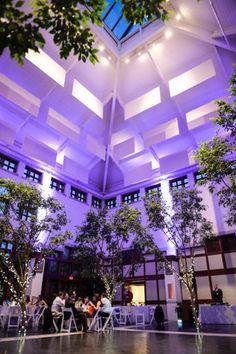 Virginia MOCA--my reception venue