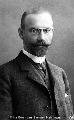 Prinz Ernst von Sachsen-Meiningen