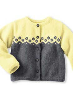 Layette Tricotée Entièrement À La Main. Knitting Patterns Boys, Baby Sweater Patterns, Baby Sweater Knitting Pattern, Knitted Baby Cardigan, Knitting Designs, Knitting Baby Girl, Crochet Baby Clothes, Knitting For Kids, Baby Sewing