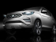 Ssangyong LIV-2 Concept anticipo del gran SUV de Ssangyong
