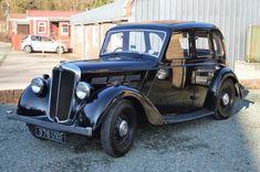 1937 Morris 10/4 Series II