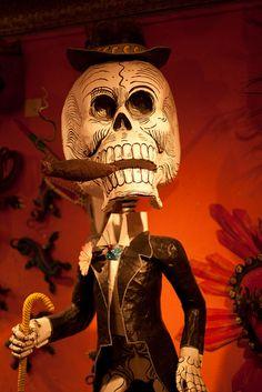 Dia De Los Muertos by j.brooks., via Flickr