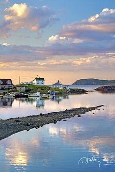 Summerford, Newfoundland--visit is on the list.thinking of renting a cottage or something for a month if it is affordable and possible. Newfoundland Canada, Newfoundland And Labrador, O Canada, Canada Travel, Places To Travel, Places To See, Gros Morne, Beautiful Landscapes, Travel Photography