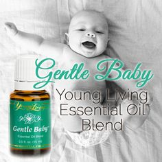 While I was pregnant this past winter I so wanted some Gentle Baby from Young Living, but I wasn't able to make the oily jump until February after my little guy was already 3 months old. Gen...