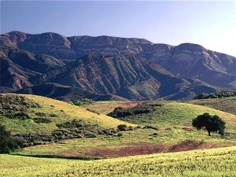 Our beautiful Topa Topa Mountains