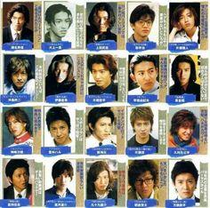 Kimura Takuya Roles in dramas